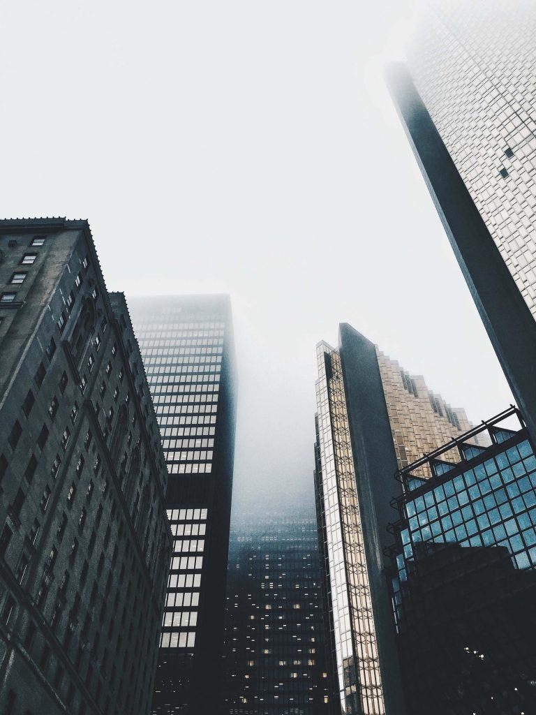 City Misty