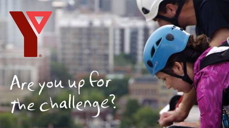 YMCA Are you up for the challenge?